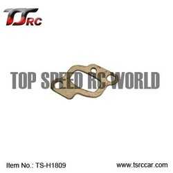 Gasket of intake connection pipe For RC Boat(TS-H1809)+Free shipping!!!(China (Mainland))