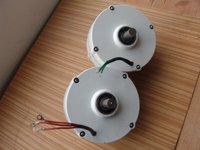 500w rare earth ac  brushless permanent magnet generator