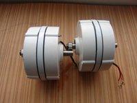 400w low rpm rare earth permanent magnet alternator