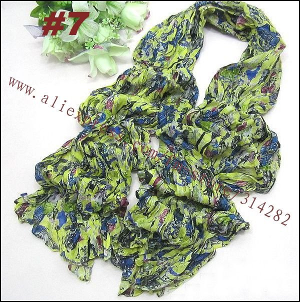 winter cotton printed designer scarf Designer Winter Scarves Women Designer Winter Scarves Women