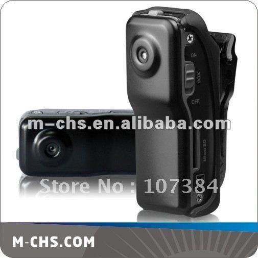 Гаджет  Free shipping  Mini DV DVR camera Sports Video Record Camera MD80 Camcorder None Безопасность и защита