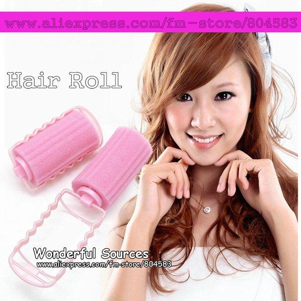 60pcs-lot-Easy-hair-roller-sponge-hair-roll-curl-hair-beauty