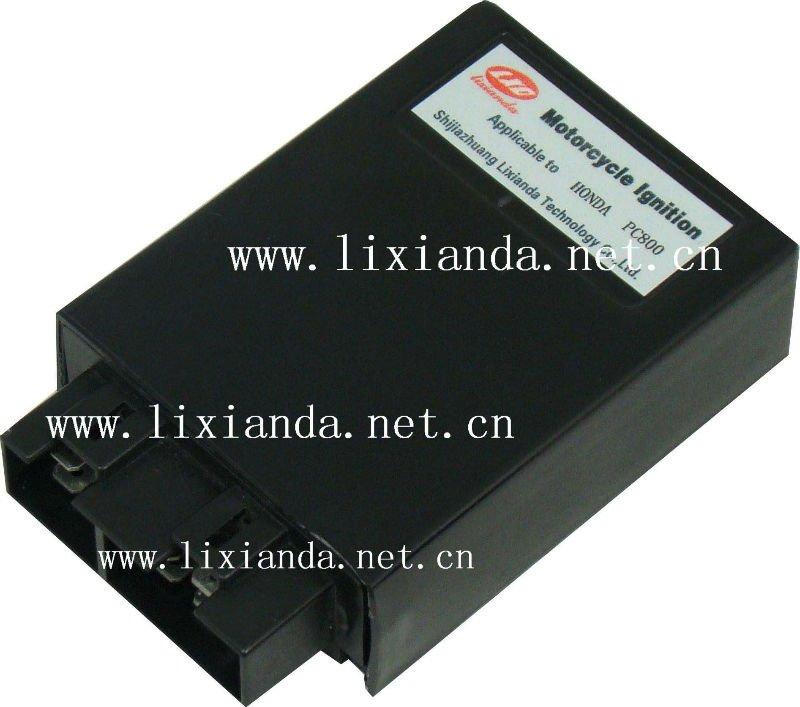 Intelligent Digital Motorcycle Ignition CDI Unit PC800 RC34 for Honda # LXD-RC34(China (Mainland))
