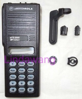 Brand new front case Housing cover for motorola MTS2000 two way radio