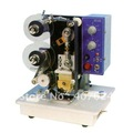 Free Shipping Hand Press Ribbon Coding Machine,wholesale,drop shipping,100% new coder