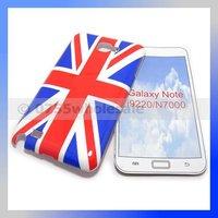 National Flag UK Flag IMD Hard Case for Samsung Galaxy Note i9220/N7000 Free Shipping