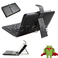 "New 7"" MID EPAD USB Keyboard Leather Case 8650 Android Tablet PC  Plug 4635"