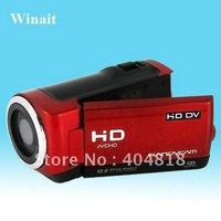 "New 2.4"" TFT DV Digital Video Camera HD rotation screen digital camcorder Camera Max. 5.0 Mega Pixels DV20"