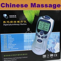 Free shipping Retail or lots Digital Therapy Acupuncture Full Body Massager+Modern science combined with Chinese medicine