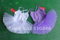 Free Shipping!Girl Fairy Ballet Tutu Leotard Dance SKIRT  /tutus /baby tutu SZ 3-8
