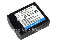 New camera batteries For Panasonic Lumix DMC-FZ7 DMC-FZ8 DMC-FZ28 DMC-FZ30 DMC-FZ50 BP-DC5 BP-DC CGA-S006E CGR-S006E DMW-BMA7