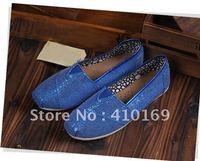 Free shipping 10  pairs ,women recreational shoe canvas shoes