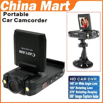 New HD 280x960 Night Vision Portable Car Camcorder DVR Carcam Free Shipping