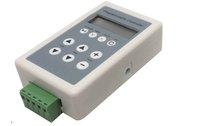 RGBW 4channel led timer controller,pragrammable;DC12-24V input