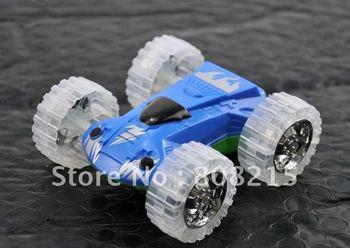 HOT SALES-----best quality 1set(6pcs)/lot, car toy,Double-side  plastic  toys car,nice gift fou child