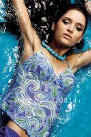 Женское бикини 2012 hot womens one-piece bathing suit black jumpsuit swimwear bikini /retail M size