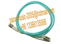 Wholesale of 10G dedicated LC-LC connector multimode dual-core 20 meters optical fiber jumper with superior quality