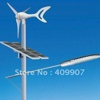2012 Beautiful shape 300w wind power generator/turbine/windmill suitable for LED street lights