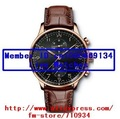 Free shipping.  NEW PORTUGUESE CHRONO MENS GOLD WATCH - IW371415