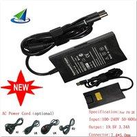 for DELL precision,latitude series,for dell inspiron PA-3E 19.5V 4.62A 90W,free shipping,100% brand new,free power cord