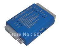 Free shipping PC ATX SATA PSU HDD Power Supply Diagnostic Tool Tester 100%New High quality 5pcs/lot