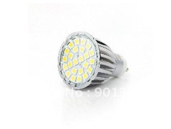 24 SMD SPOTLIGHT 10pcs/lot(China (Mainland))