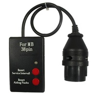 Best Service SI-Reset MB38 Service Interval Reset for Mercedes  For Benz 38 pin