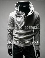 High Collar Men's Jacket ,Men's Dust wind  Coat Hoodies Clothes M L XL XXL drop ship
