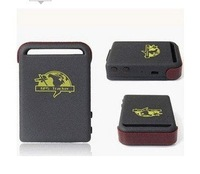 GPS Tracker, Mini Global Real Time GSM/GPRS Tracking Device,TK102, free software monitor