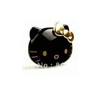 Hot Cute New 4GB 4G Cute Hello kitty Big Face Mp3 player Black