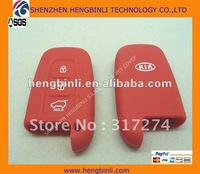 fashion silicone car key cover for KIA
