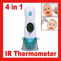 Free shipping 4 in 1 Digital IR Thermometer free shipping