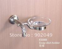 Wholesale Soap Dish Holder Bathroom Enclosures KG-8308B Sanitary Ware Fittting Free Shipping