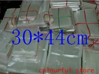 Free Shipping!packaging bag,clear plastic bag, OPP Seal Plastic Pack Bags 5(um) dimensions 30*44 cm 200pcs/lot