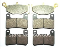 new Brake Pads For Suzuki GSX 1300 Hayabusa GSX1300 2008-2011 Front Rear Brakes Set