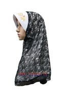 Hot sale Islamic  Arabic womens scarf(fashion islamic production  TK-SL003B (MOQ:48 Pieces)