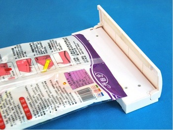 40pcs reseal save vacuum sealer portable plastic sealer reseal airtight plastic bag free shipping