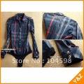 2012 fashion OL ladies blouses new designer  ladies shirt wholesale cheap  long sleeve shirts free shipping lady's blouses LT28