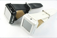 "Мобильный телефон AK08 2011.09 Has stopped production, Now Factory New AK810 Tri-band Single Card Bluetooth 1.3"" Touch Screen Watch Phone"