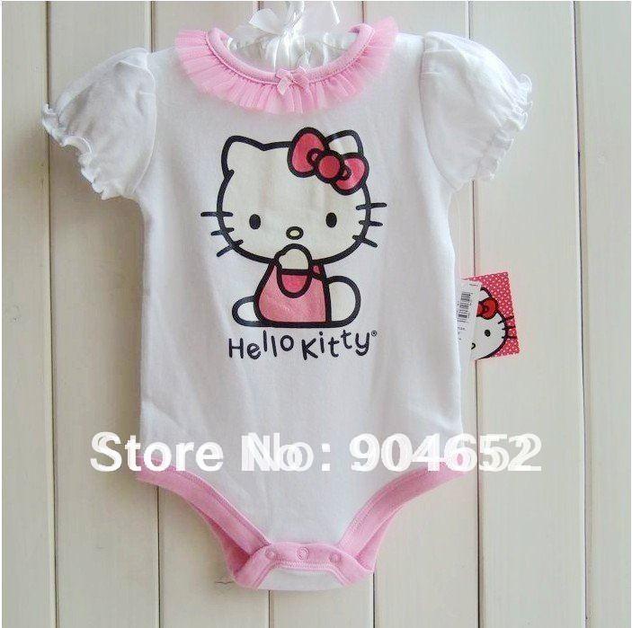 Hello Kitty Baby Clothes. Autumn Baby Boy Girl Clothes Long Sleeve ...