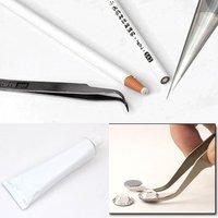 E6000 glue Flatback rhinestone Adhesive tool picking rhinestones tool one set(5 tools)