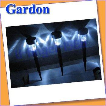 5pcs/lot solar light Lawn Light,Solar lighting, solar garden lamp +free shipping