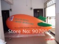 BL05 Crazy Price! PVC 13ft 4m inflatable helium airship/blimp/zeppelin with tail &  Free Shipping & Free Logo & Free Reapir kits