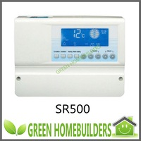 FACTORY DIRECTLY 110/220V AC , Solar Water Heater Controller SR500 For Unpressurized Compact Solar Water Heaters