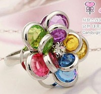 new arrival! 20PCS fashion ring jewellery,chamming multicolor rings-s020 free shipping