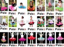 Free shipping feel free choose baby pettiskirts,baby girls tutu skirt,baby birthday skirts.infant pleated skirts(China (Mainland))