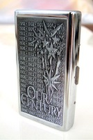 Stainless steel cigarette case 14 branch extended------Perpetual happy spend