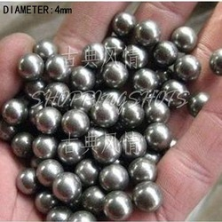 150 pcs Dia/Diameter 4 mm bearing balls Carbon steel ball bearings in stock free shipping(China (Mainland))