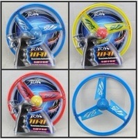 Free EMS! Birthday gift ,Christmas gift, UFO FLYING DISC . Flash frisbee, luminous UFO, lights flying saucer