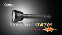 Fenix TK70 3xT6 CREE XM-L 2200 Lumen 2-Mode 1.5V D Battery LED Waterproof Search Flashlight Cree LED flashlights torch